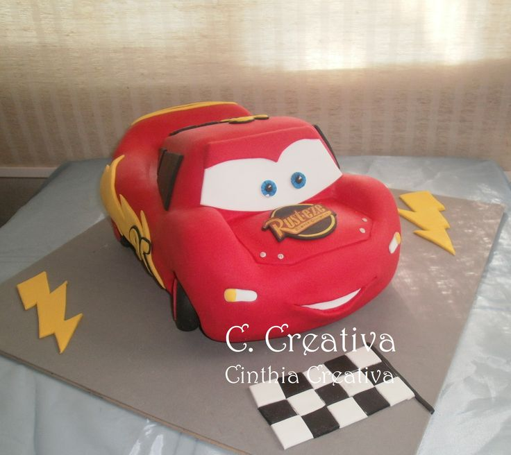 Torta Rayo McQueen