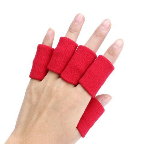 Stretch Elastic Basketball Finger Guard Support