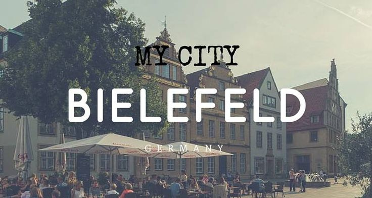 My City Bielefeld, Germany - An Interview With Robert