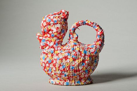 "Sam Havadtoy, ""unknown"" / Lace duck  on ArtStack #sam-havadtoy #art"