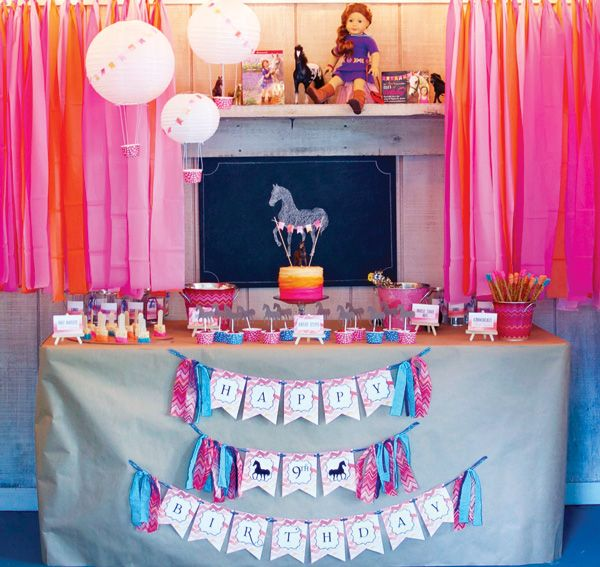 185 Best Birthday Party Ideas- Horse Theme Images On