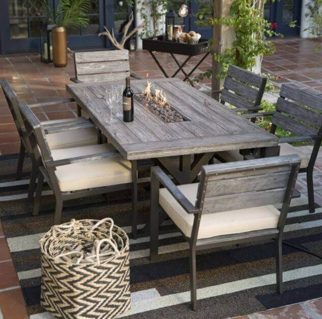 30 Modern Outdoor Furniture Outstanding Examples Patio Dining