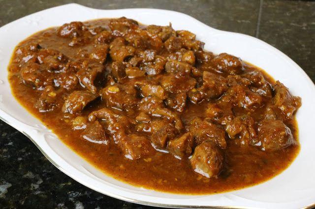 Buena cocina mediterranea: Mollejas de pollo en salsa