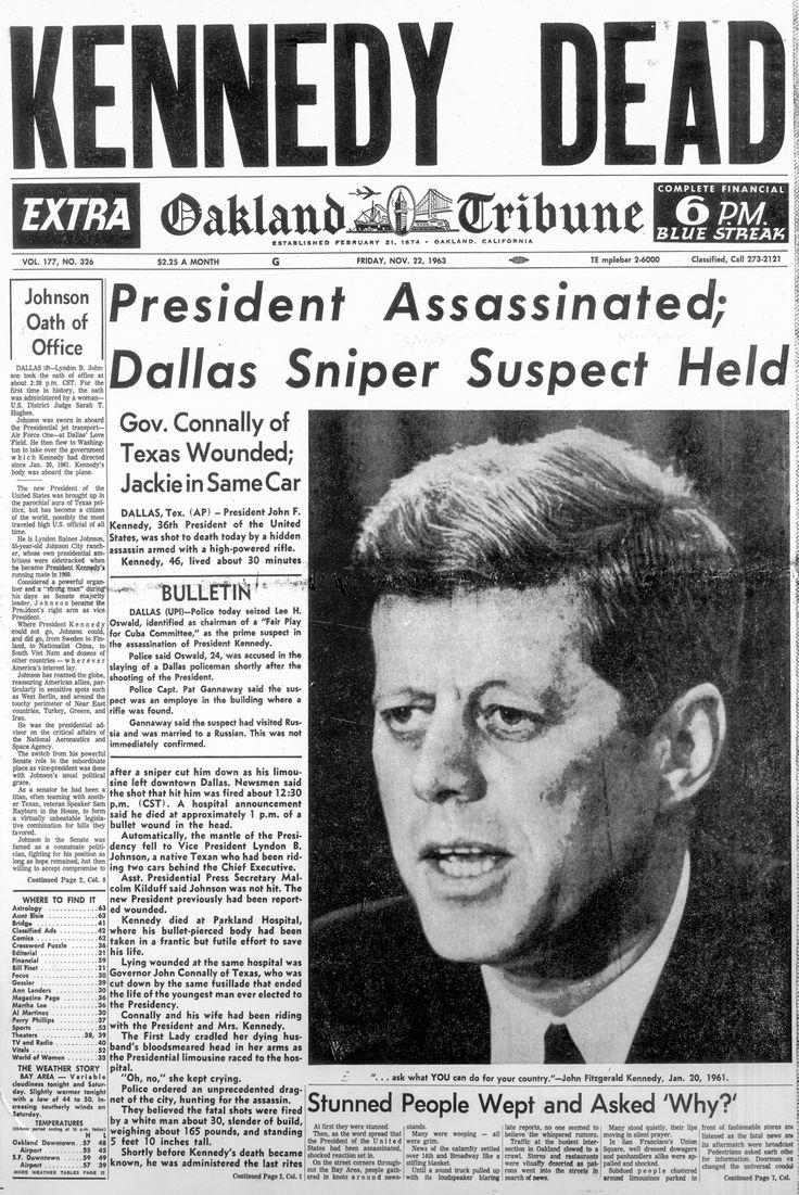 Where were you 51 years ago today 11-22 in 1963? Most all Boomers who were older or mid age range in that group can tell you exactly where they were when they heard - I was in English class in high school and a student who had been in the office came into class late and told us. We were dismissed from school at lunch time that day and went home to turn on the news.