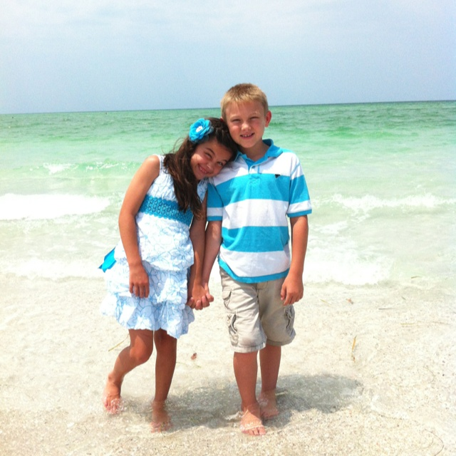 Kids Beach Photos