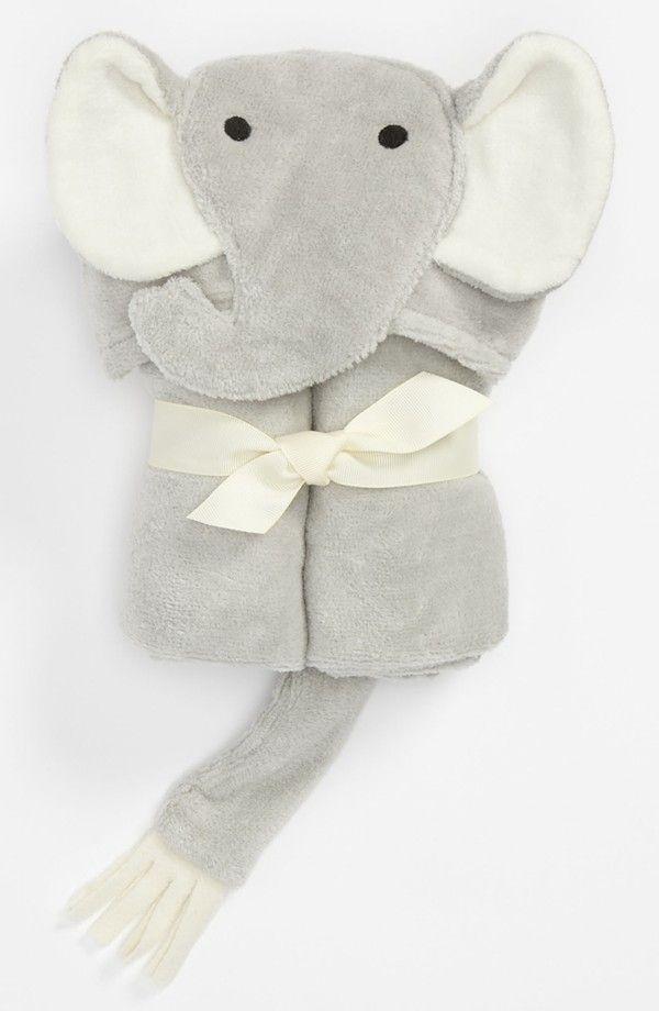 Best baby shower gift!   'Elephant' Bath Wrap