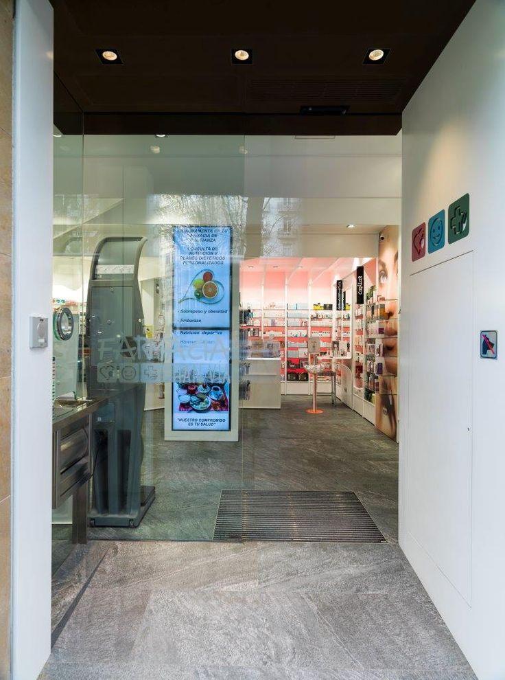 Farmacia Gran Vía también confía en KRION® - Más que una farmacia