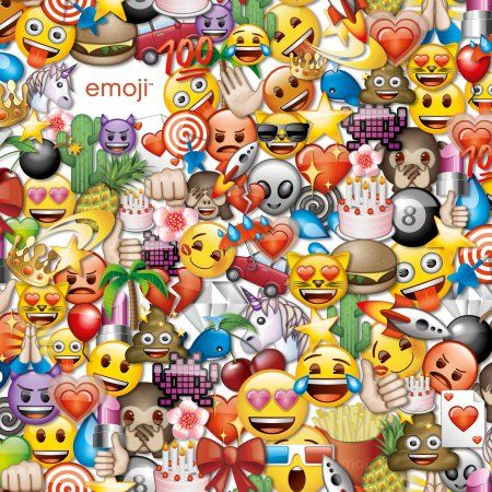59 best it 39 s sew easy images on pinterest cotton fabric beauty products and cloths for Emoji material by the yard