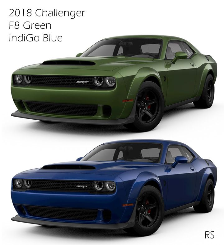 317 best SRT DEMON, HELLCAT, WIDE BODY Challengers ONLY images on Pinterest | 2018 dodge ...