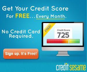 CreditSesame - Free Credit Score on Fern Smith's Classroom Ideas Website!