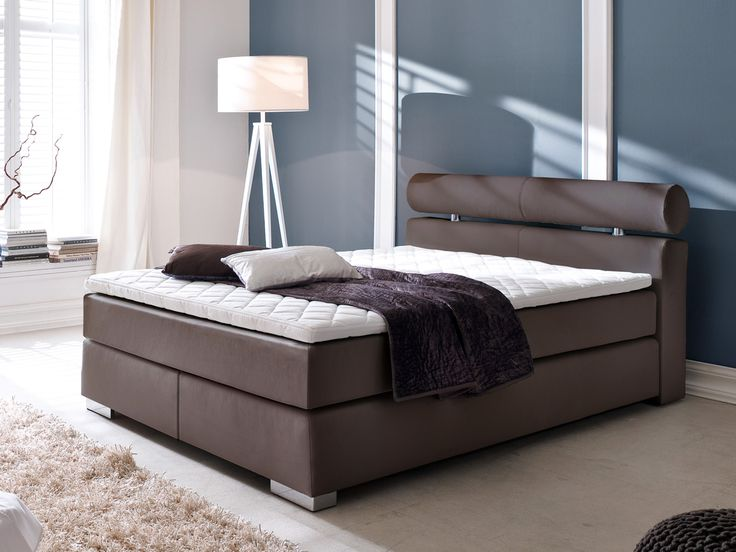 1000 ideen zu boxspringbett 140 auf pinterest. Black Bedroom Furniture Sets. Home Design Ideas