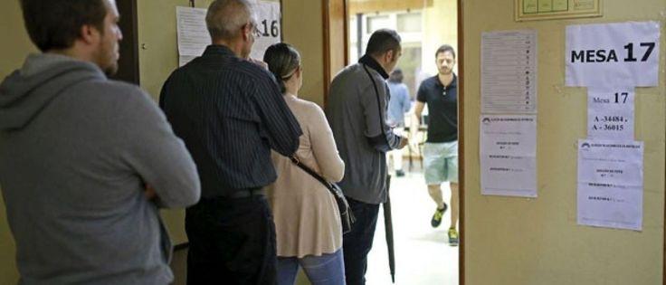 Noticias ao Minuto - Dois candidatos são presos por propaganda eleitoral indevida