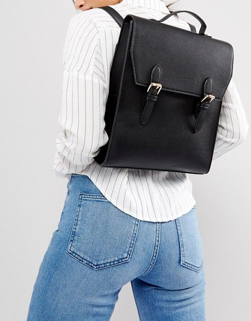 ASOS Satchel Backpack
