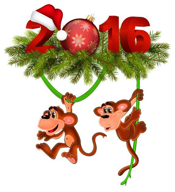 Надпись с новым 2016 годом картинки, открытку