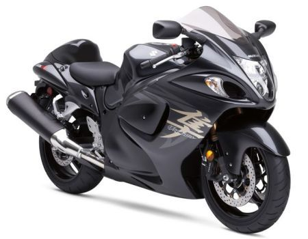 Honda CBR 1100XX Blackbird ever record the fastest bike in the world http://www.top10notes.com/fastest-motorcycles/