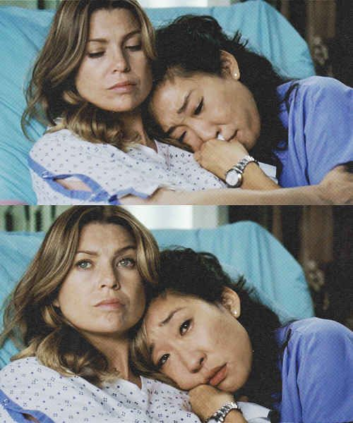 "Sometimes you don't even need to say anything. | What It Is Like To Have Met ""Your Person,"" As Told By ""Grey's Anatomy"""