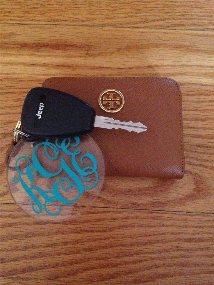 Jeeps. Monograms. Tory Burch.