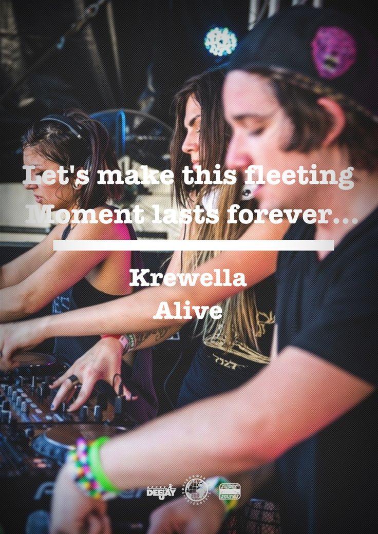 Krewella Alive Play Hard