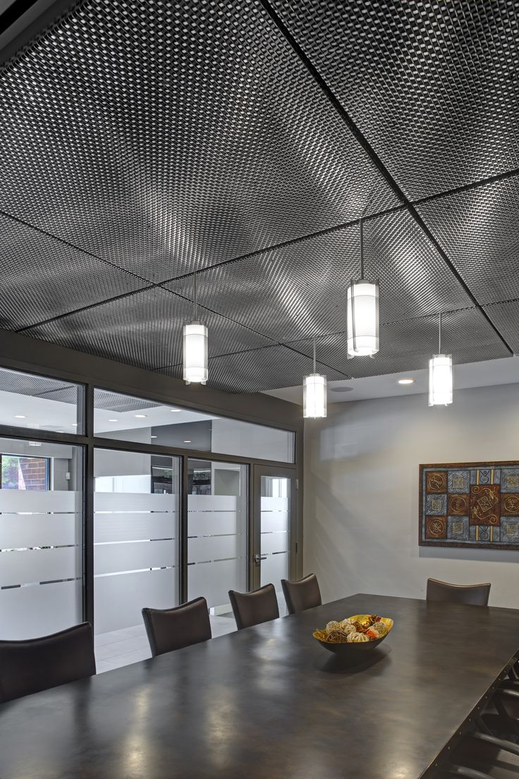 Mesh Ceiling Panels Google Search Ideas Roof Ceiling