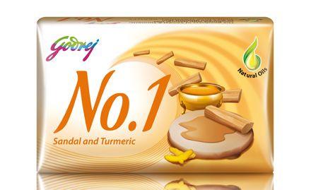 Rs 34 off on Godrej No 1 Sandal Soap 125gm (pack of 5). Valid at all super markets.