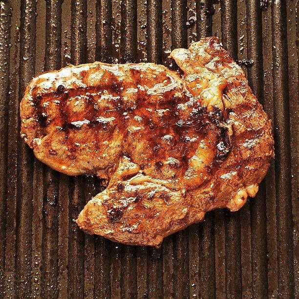 150 365 steak food meat beef ribeye potd