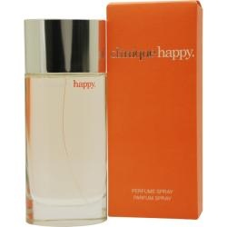 @Overstock - Happy perfume was introduced in 1997 by the design house of Clinique.Design house: Clinique'Happy'http://www.overstock.com/Health-Beauty/Clinique-Happy-Womens-1.7-ounce-Eau-de-Parfum-Spray/5145199/product.html?CID=214117 $43.99