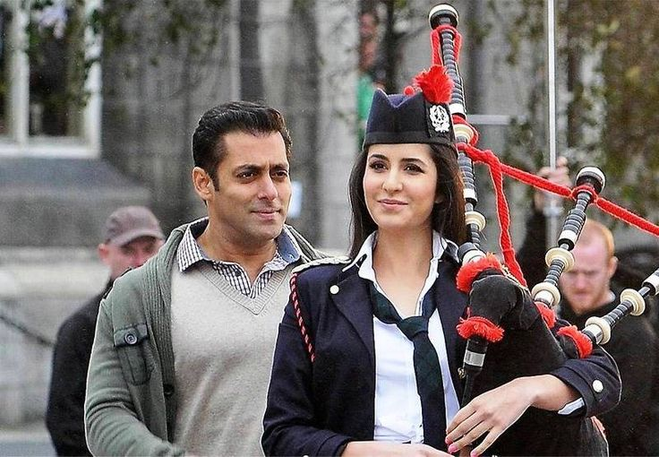 Latest HD Wallpapers of 'Ek Tha Tiger' Movie – Salman & Katrina Kaif