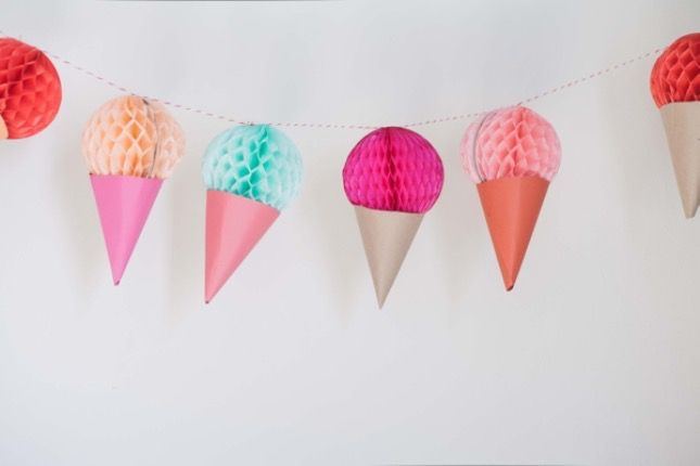 These 15 DIY ice cream-themed party ideas will make you wish every day was National Ice Cream Day.
