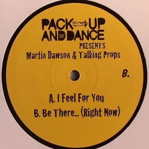 DAWSON, Martin/TALKING PROPS - I Feel For You  #MartinDawson