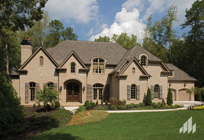 General Shale | New Build Photo Gallery | brick | Pinterest | New ...