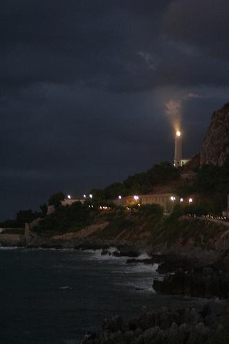 Faro del Porto Presidiana - Cefalù
