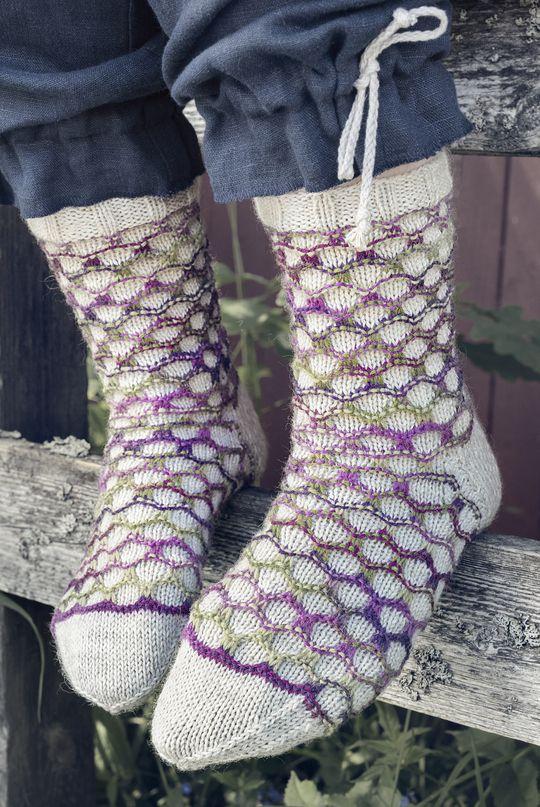 Villasukat Kumpula Novita Nalle ja Nalle Taika | Novita knits