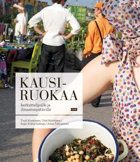 Kausiruokaa herkuttelijoille ja ilmastonystäville