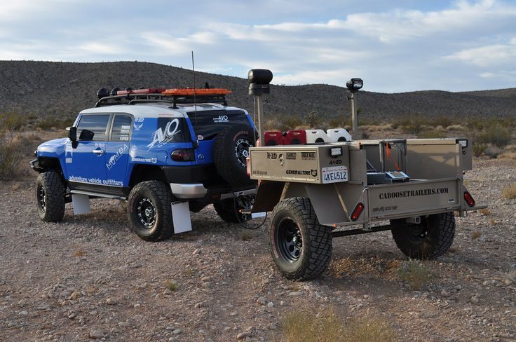 88 Best M416 And Offroad Trailers Images On Pinterest Camping Trailers Caravan And Camp Trailers