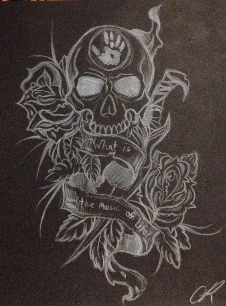 skyrim tattoo dark brotherhood - Google Search