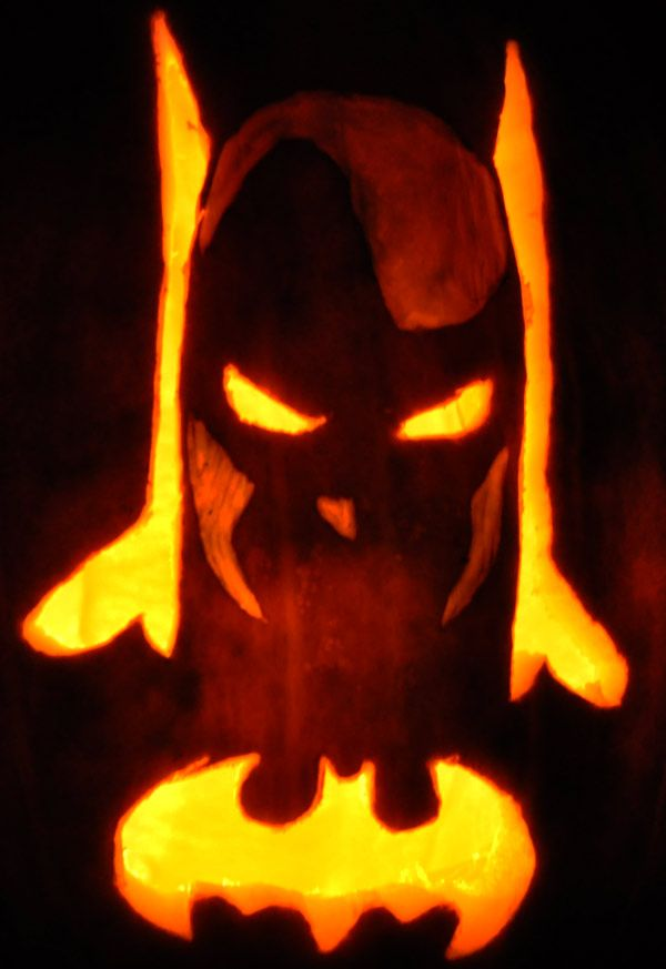 14 Best Batman Pumpkin Images On Pinterest Carving Pumpkins
