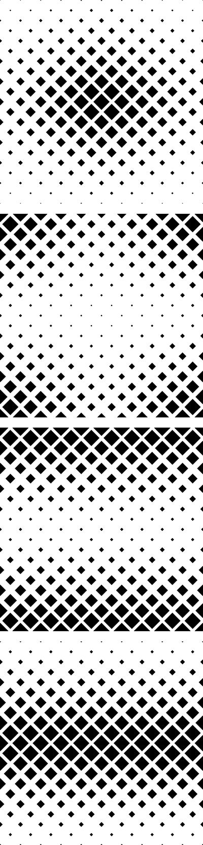 Simple seamless monochrome square patterns http://www.shutterstock.com/g/davidzydd/sets/6284589-seamless-monochrome-patterns?rid=2051861