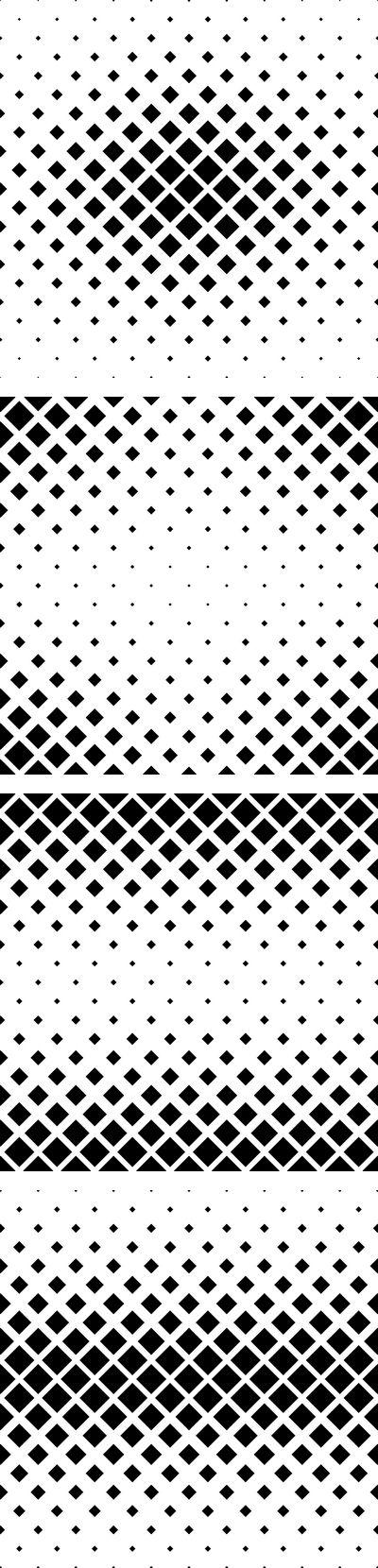 Simple seamless monochrome square patterns http://www.shutterstock.com/g/davidzydd/sets/6284589-seamless-monochrome-patterns?rid=2051861