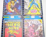 Marvel Comics: The Falcon, X-Men-The Uncann, Xmen-Longshot, Cage-Hero-for-Hire  https://www.bonanza.com/listings/Marvel-Comics-The-Falcon-X-Men-The-Uncann-Xmen-Longshot-Cage-Hero-for-Hire/366994952 #vintage