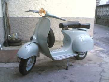 Photo : Propose à vendre Voiture de collection PIAGGIO VESPA 125 - PIAGGIO VESPA 125 VNB1