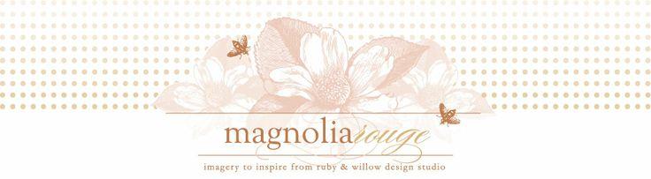 Magnolia Rouge -  Wedding Inspiration