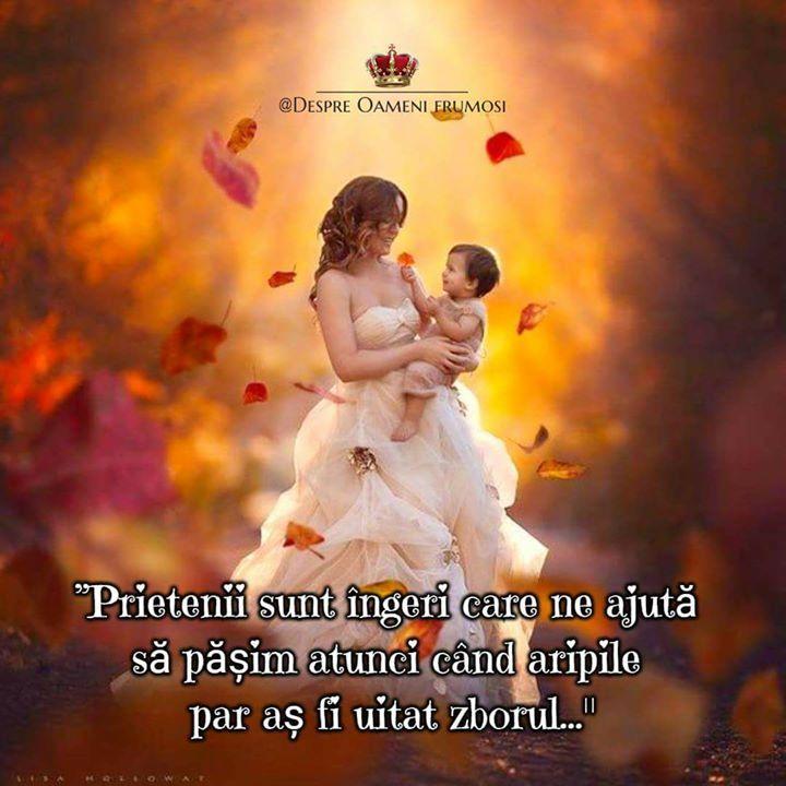 """Prietenii sunt îngeri care ne ajută să pășim atunci când aripile  par aș fi uitat zborul...""""   Zile cu frumos în Suflet... cu Iubire... trăite în Adevăr! __________  Despre Oameni frumosi  - postări din Suflet pentru Suflet   https://ift.tt/2xyywKb  - o arhivă cu cele mai frumoase 500 postări de pe facebook"""
