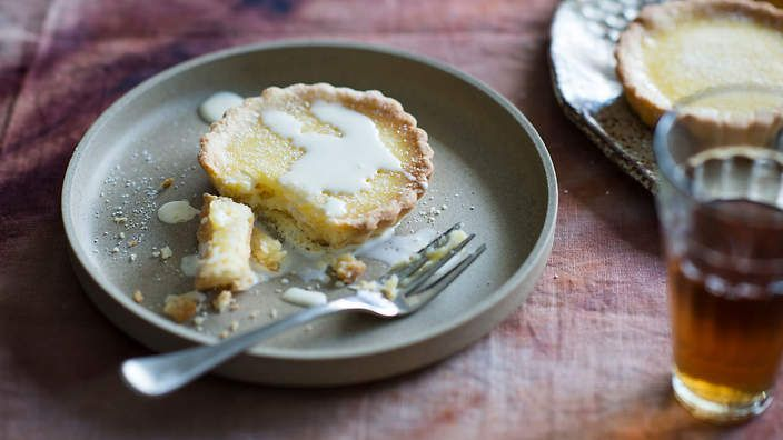 Anneka Manning's lemon tarts. Check out our Bakeproof column for recipes and tips.