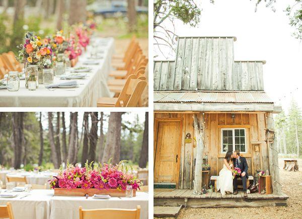 Lake Tahoe Wedding at The Hideout - Kirkwood, CA | Orange Turtle Photography