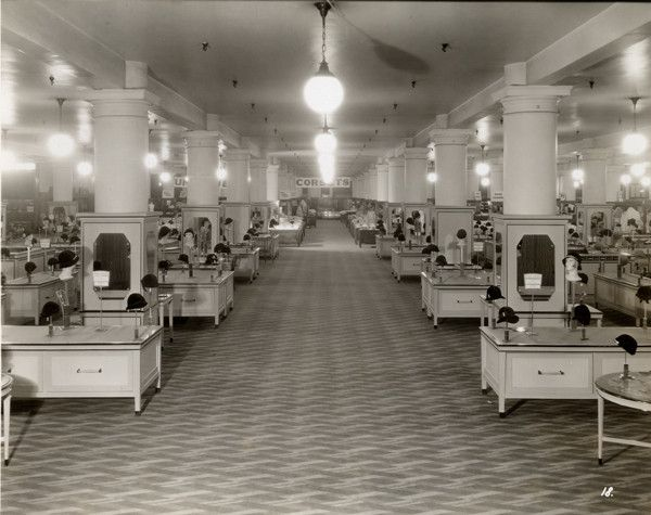 127 Best Images About Department Stores From The Past On