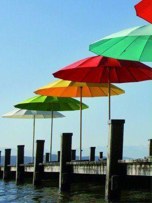 Umbrella color!