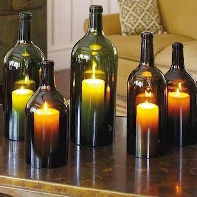 25 best ideas about wine bottle crafts on pinterest for Cool things to do with a wine bottle