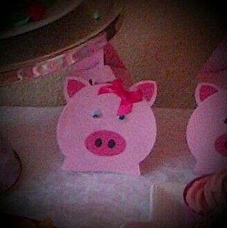 Piggy party box