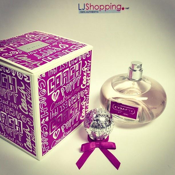 Coach poppy blossom perfumes coach poppy flower perfume at ljshopping mightylinksfo