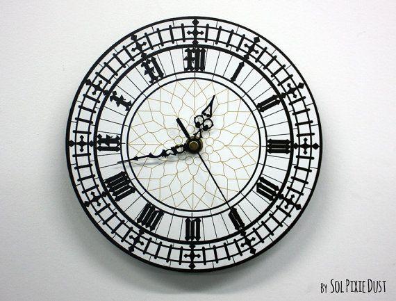 Horloge murale Big Ben Westminster